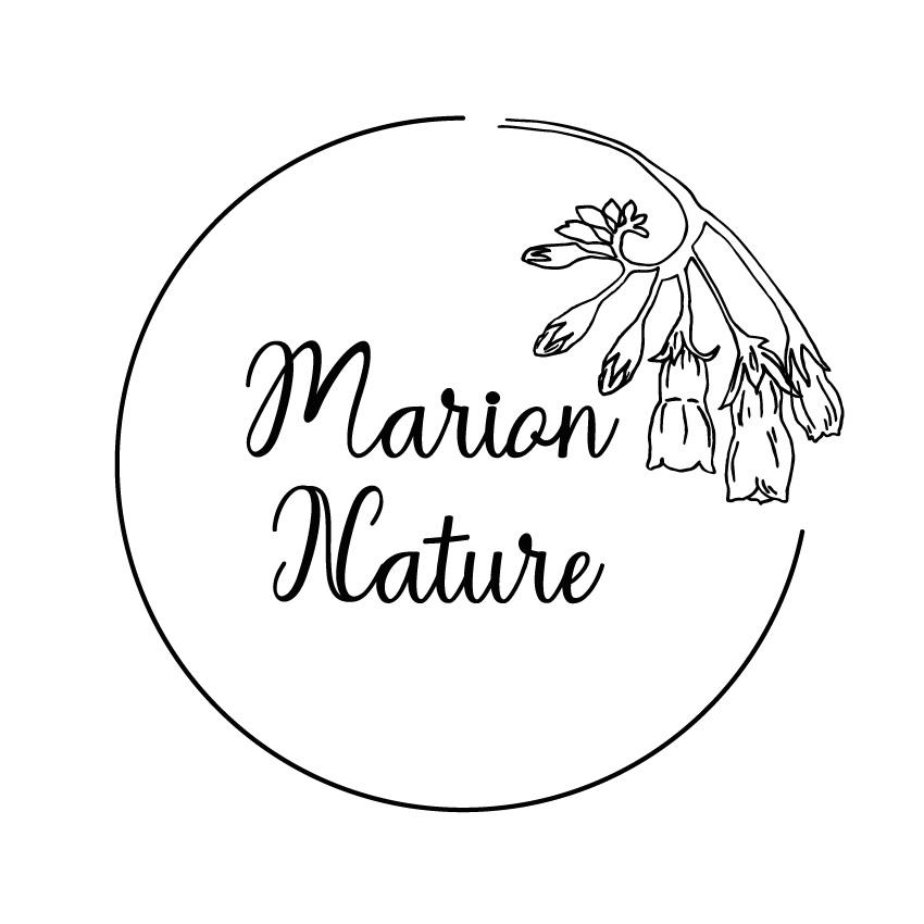 LOGO-MARION-NATURE-LE-CRAYON-STUDIO-GRAPHISTE